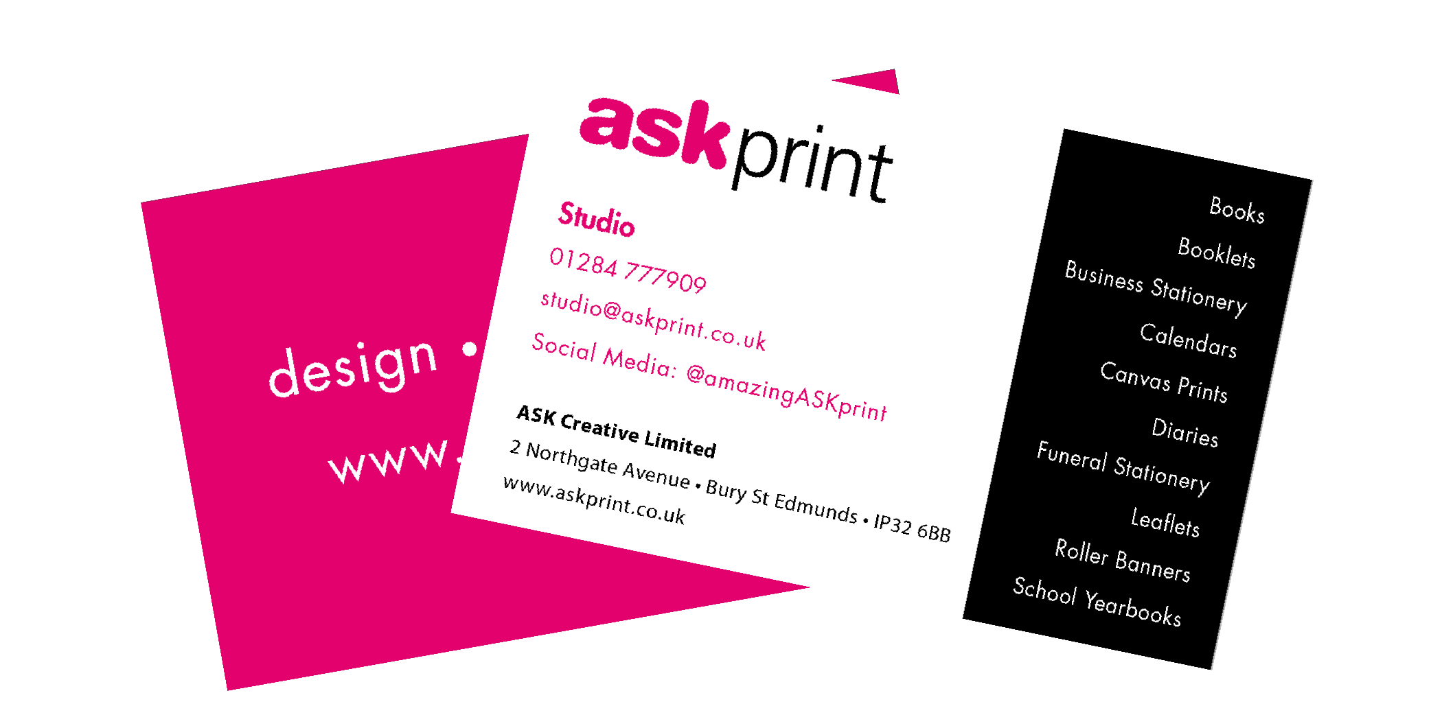 Business Cards Printing Shop
